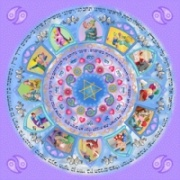 Mandala Amulet for love and relationships