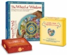 combination of Alphabet for Lovers + The 72 Names Cards + The Wheel of Wisdom